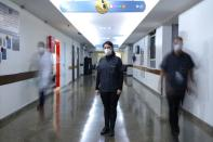 The Wider Image: In Brazil, vaccine trial volunteers hope to save lives