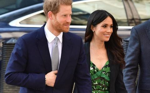 Prince Harry and Meghan Markle will attend a memorial service marking the 25th anniversary since Stephen's murder - Credit: PA