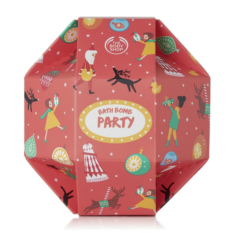 The Body Shop Bath Bomb Party - $20