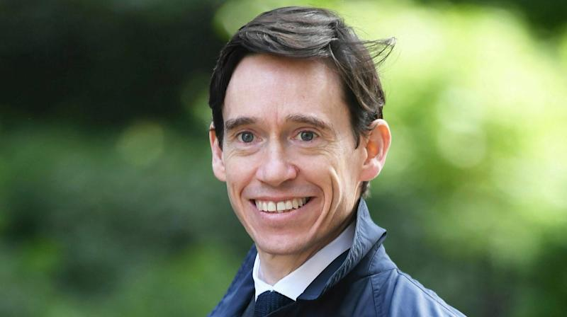 Rory Stewart. (Photo: Associated Press)
