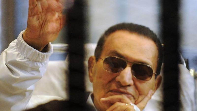 Egypt's Hosni Mubarak Freed, Six Years After Overthrow