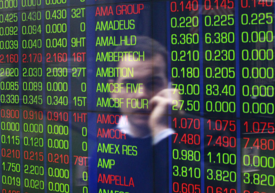 Australian stocks expected to open higher on Monday. Source: REUTERS/Daniel Munoz