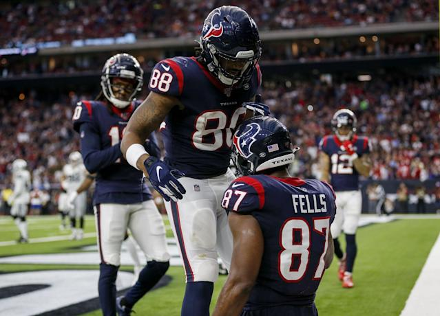 Texans 2019 review: Tight ends