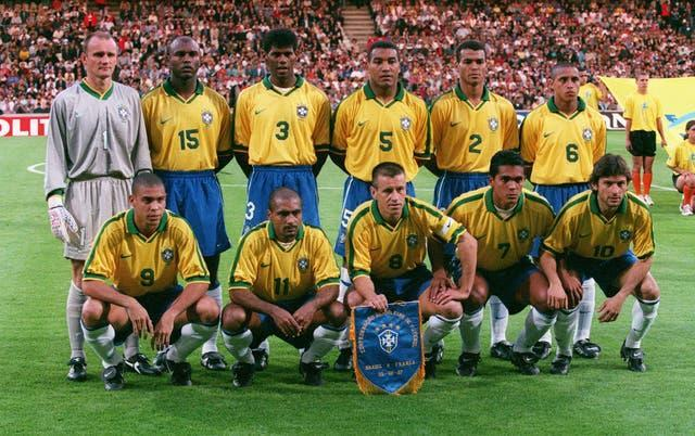 Robert Carlos was part of the Brazil squad that reached the 1998 World Cup final