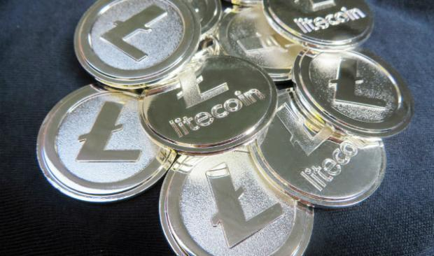 Litecoin soared more than 30% on Wednesday morning, leading a bullish charge from the world's top cryptocurrencies that has seen the market add nearly $40 billion in total capitalization over the past day alone.