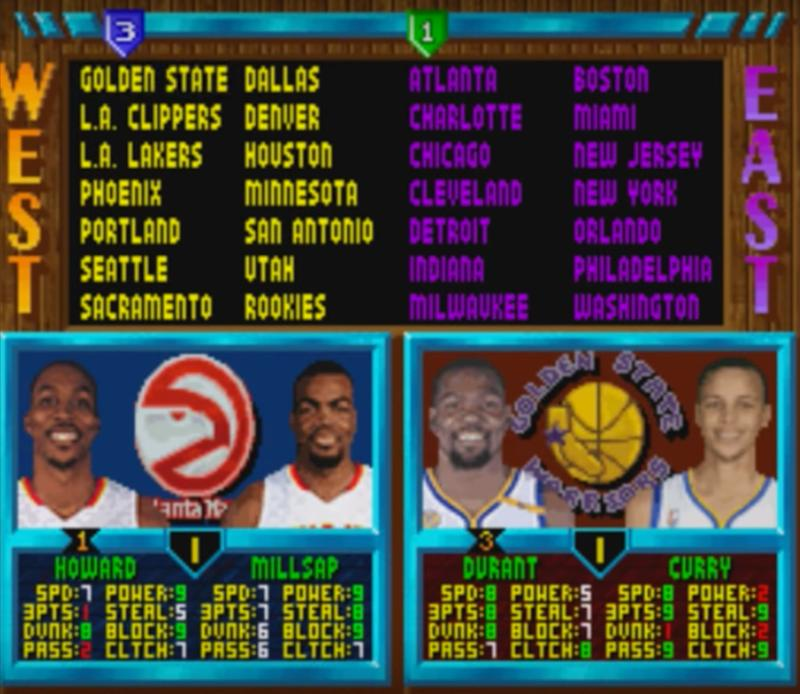 Important News: You Can Now Play 'NBA Jam: Tournament