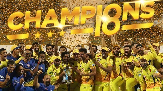 Chennai Super Kings' return to IPL was one of the better stories of 2018