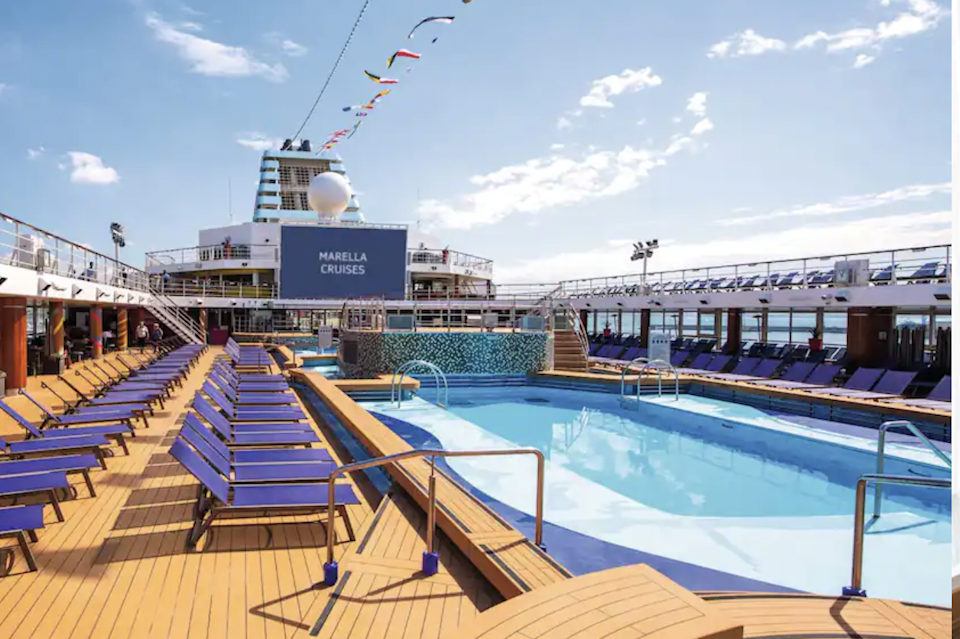 Not wanted on board? Tui told passengers on an Anglo-Scottish cruise it was mandatory to have six months remaining on their passports (Marella)