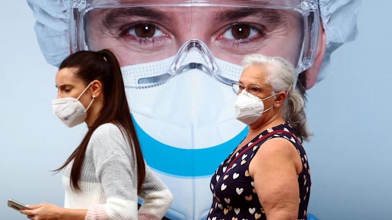 Madrid orders partial lockdown after surge in Covid-19 infections
