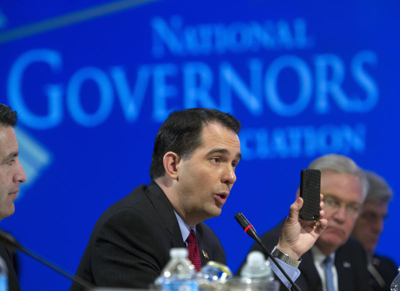 Governors: 'Obamacare' here to stay