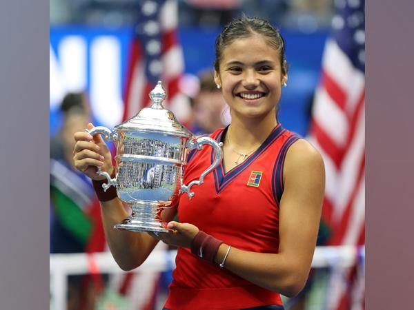 British's Emma Raducanu is the first British woman in 44 years to win a Grand Slam singles title. (Photo: Twitter/US Open)