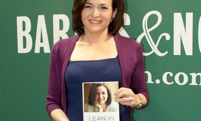 Sheryl Sandberg's book sold 140,000 copies in its first week.