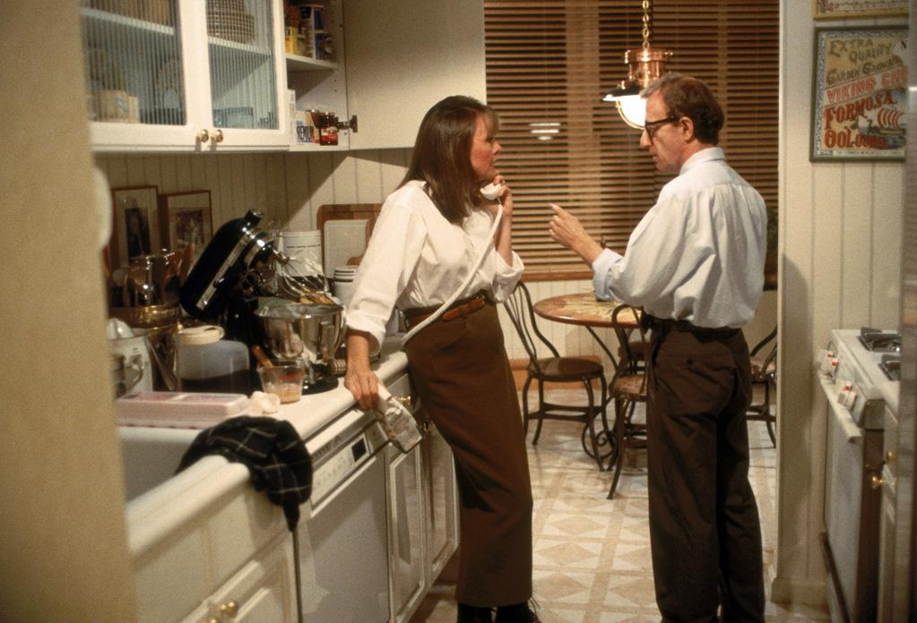 """<a href=""""http://movies.yahoo.com/movie/contributor/1800021769"""">Diane Keaton</a> and <a href=""""http://movies.yahoo.com/movie/contributor/1800020290"""">Woody Allen</a> dated briefly in the early '70s which evolved into a remarkably fruitful working relationship. She starred in several of Woody Allen's best movies including """"<a href=""""http://movies.yahoo.com/movie/1800118512/info"""">Sleeper</a>,"""" """"<a href=""""http://movies.yahoo.com/movie/contributor/1800090828"""">Love and Death</a>,"""" and especially """"<a href=""""http://movies.yahoo.com/movie/1800027973/info"""">Annie Hall</a>,"""" which was partially based their romance. In 1993, Keaton worked with Allen again for """"<a href=""""http://movies.yahoo.com/movie/1800195539/info"""">Manhattan Murder Mystery</a>,"""" when Allen's soon-to-be ex-wife Mia Farrow left the project."""