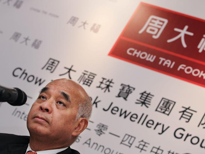 Henry Cheng Chow Tai Fook
