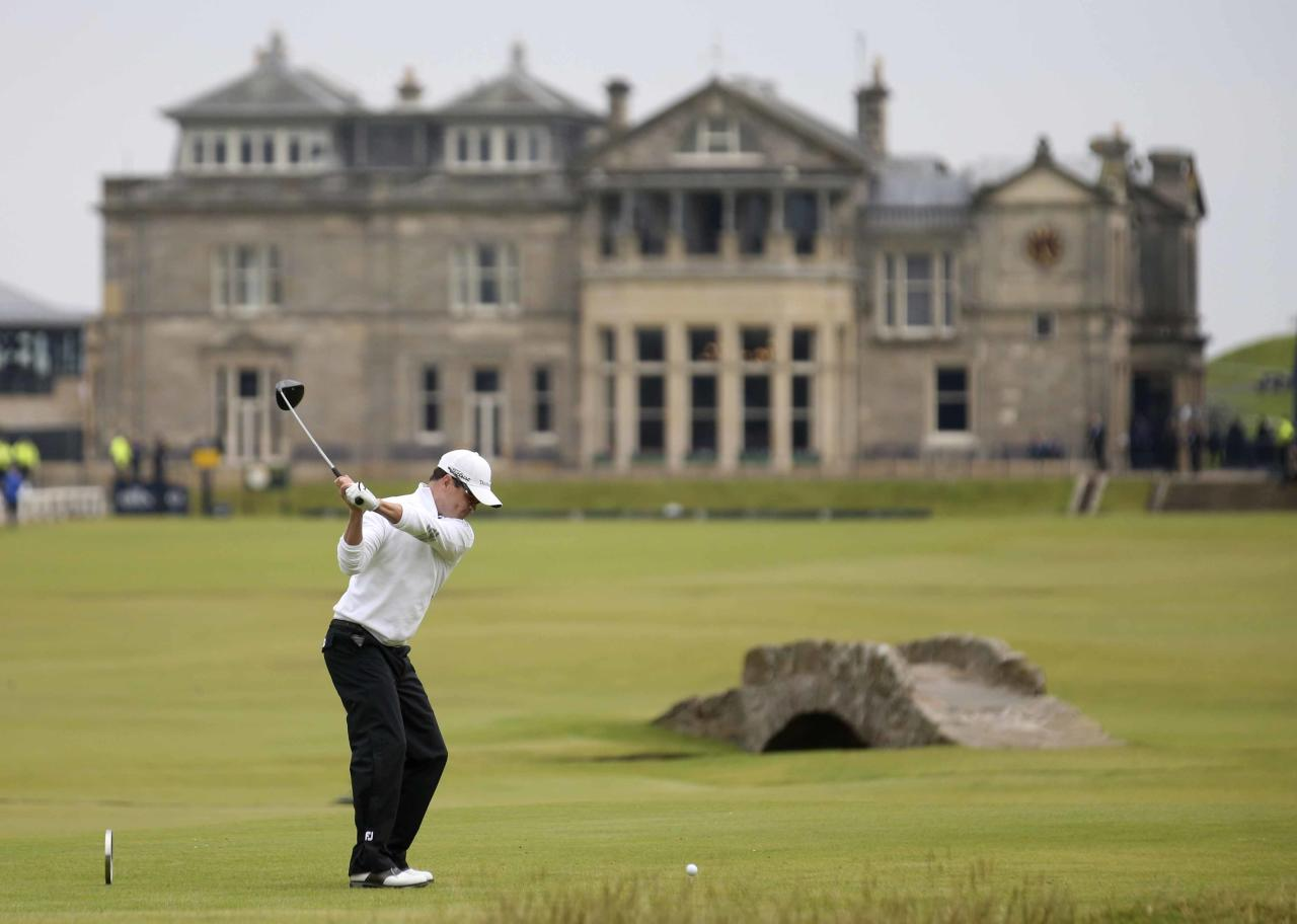 How to play the Old Course at St. Andrews yourself