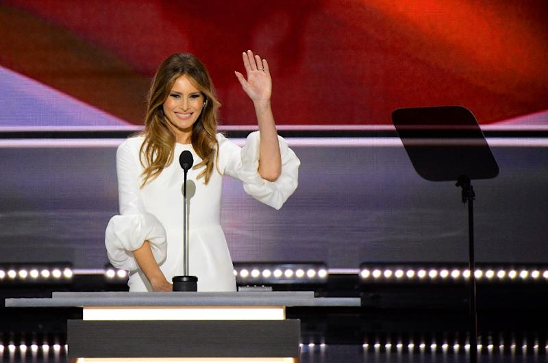 Melania Trump denies breaking USA immigration laws after nude photos row