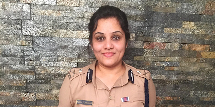 Roopa Moudgil IPS