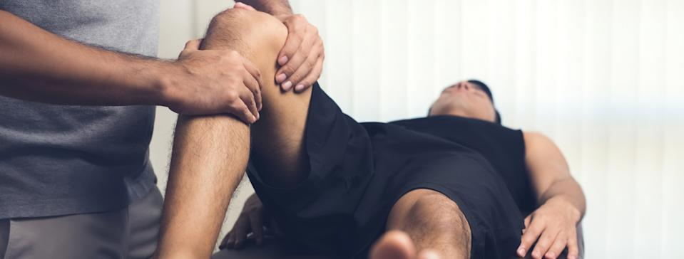 Physical therapist assistant: 111 per cent (Getty)