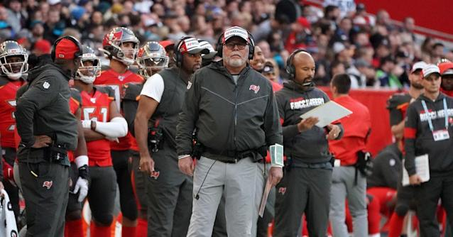 Are the Buccaneers in need of a shake-up?