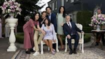 """<p>Ever feel like the daily minutia of your life is getting a bit, well, dull? If the answer is yes, you may want to consider escaping into a telenovela—a genre rooted in Latin America, known for its colorfully elaborate plots—and Netflix is currently streaming some of the best.</p><p>The name is a combination of """"tele,"""" meaning """"television,"""" and """"novela,"""" or """"novel."""" Much like American soap operas, the shows proceed with ever-unfolding melodramatic twists. Unlike a soap opera, though, <a href=""""https://www.google.com/books/edition/The_Diversity_Style_Guide/MZlxDwAAQBAJ?hl=en&gbpv=1&dq=telenovela+120+episodes&pg=PA391&printsec=frontcover"""" rel=""""nofollow noopener"""" target=""""_blank"""" data-ylk=""""slk:there's an end in sight"""" class=""""link rapid-noclick-resp"""">there's an end in sight</a>: Episodes air five or six nights a week, with an average of 120 episodes total. These <a href=""""https://www.oprahdaily.com/entertainment/tv-movies/g26026225/spanish-shows-series-on-netflix/"""" rel=""""nofollow noopener"""" target=""""_blank"""" data-ylk=""""slk:Spanish-language shows"""" class=""""link rapid-noclick-resp"""">Spanish-language shows</a> range in genre: <em><a href=""""https://www.netflix.com/search?q=le+reina+&jbv=70205672"""" rel=""""nofollow noopener"""" target=""""_blank"""" data-ylk=""""slk:La"""" class=""""link rapid-noclick-resp"""">La </a></em><a href=""""https://www.netflix.com/search?q=le+reina+&jbv=70205672"""" rel=""""nofollow noopener"""" target=""""_blank"""" data-ylk=""""slk:Reina del Sur"""" class=""""link rapid-noclick-resp""""><em>Reina del Sur</em></a>, for example, is an intense tale set among Mexico's drug cartels and <em><a href=""""https://www.netflix.com/watch/80158168"""" rel=""""nofollow noopener"""" target=""""_blank"""" data-ylk=""""slk:Silvana Sin Lana"""" class=""""link rapid-noclick-resp"""">Silvana Sin Lana</a> </em>is a riches-to-rags love story. Originating in Mexico, Colombia, and beyond, for non-native speakers, they<a href=""""https://www.oprahdaily.com/life/work-money/a32169161/how-to-learn-a-new-language/"""" rel=""""nofollow noopener"""" target=""""_blank"""" data-ylk=""""slk:ma"""