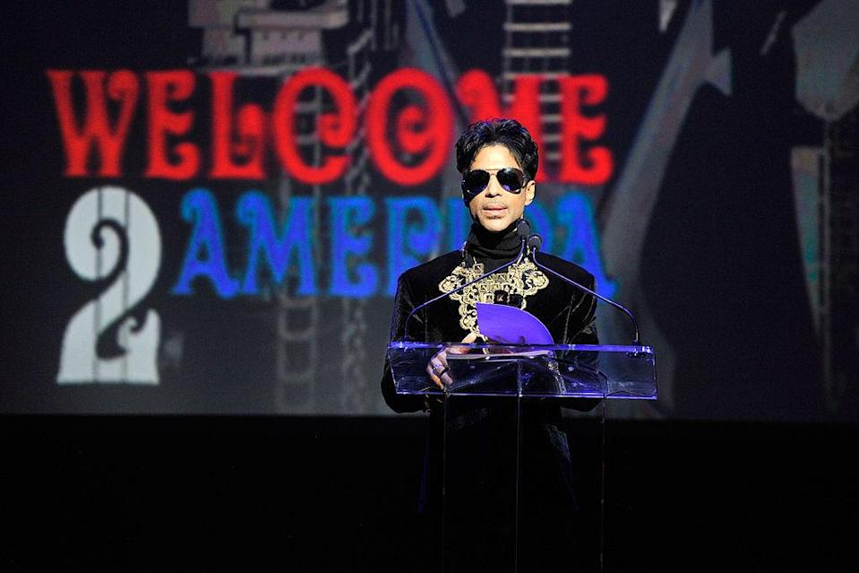 """Prince Announces """"Welcome 2 America"""" Tour - Credit: WireImage"""