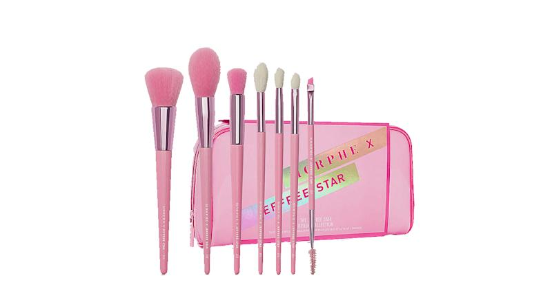 MORPHE The Jeffree Star eye and face brush collection