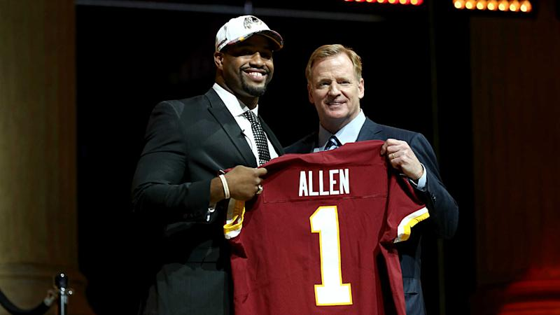 NFL Draft 2017: Michigan edges Alabama for most draft picks by college