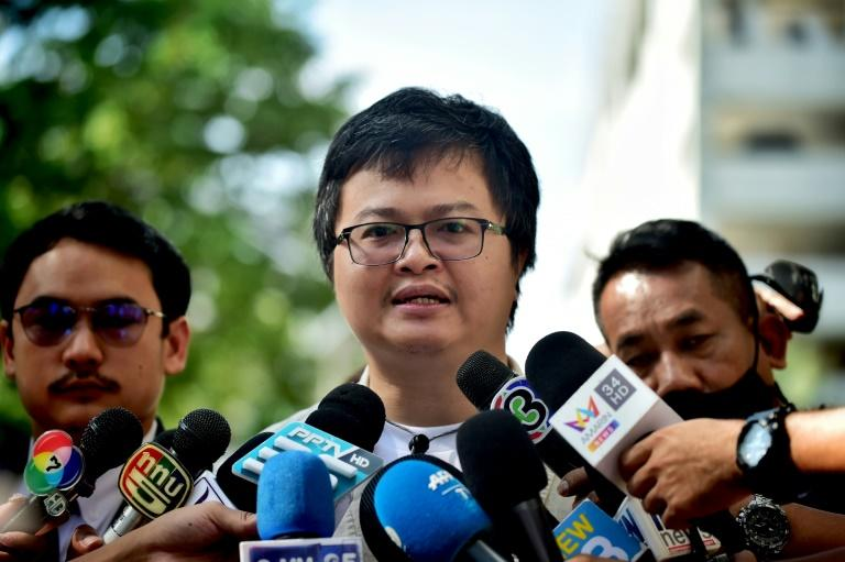 Bail revoked for prominent Thai activists, says lawyer