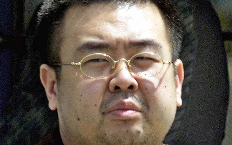 Kim Jong-nam was assassinated in February 2017 - AP