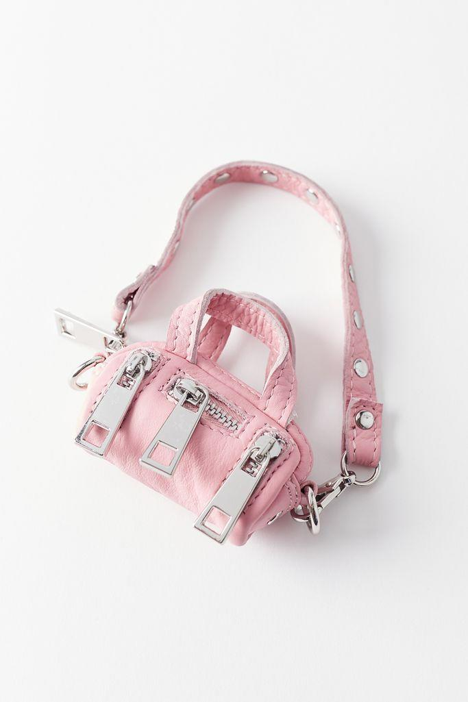 """Of course, you could always get your face mask its own purse. $40, Urban Outfitters. <a href=""""https://www.urbanoutfitters.com/shop/nunoo-mini-mini-donna-smooth-handbag"""" rel=""""nofollow noopener"""" target=""""_blank"""" data-ylk=""""slk:Get it now!"""" class=""""link rapid-noclick-resp"""">Get it now!</a>"""