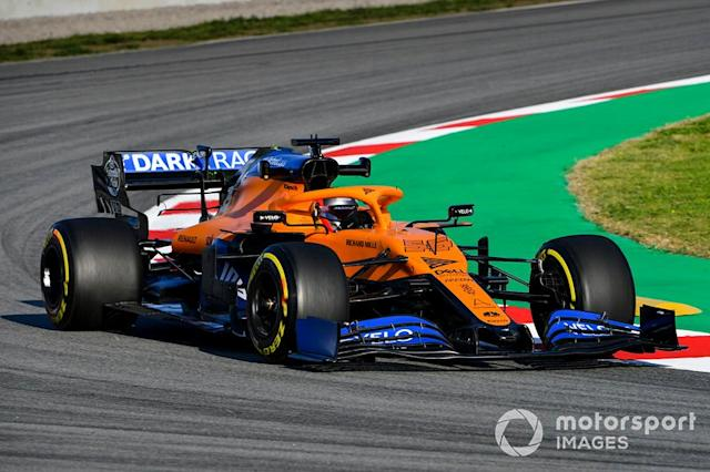 "Carlos Sainz, McLaren MCL35 <span class=""copyright"">Mark Sutton / Motorsport Images</span>"