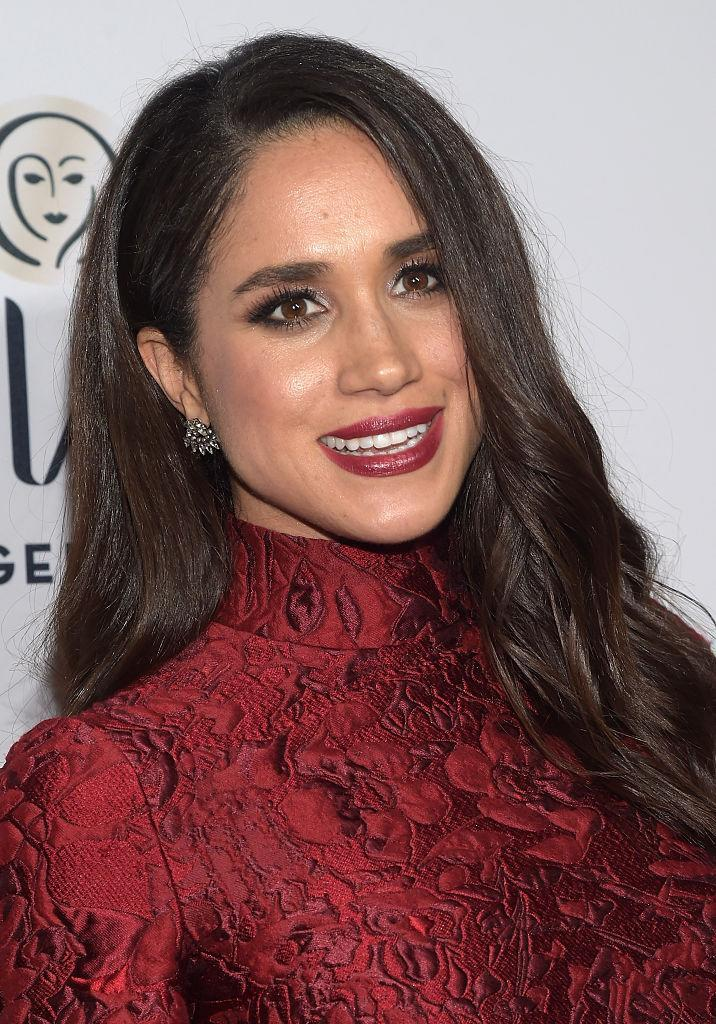 Meghan Markle has penned an essay about gender equality and balancing her fame with philanthropy [Photo: Getty]