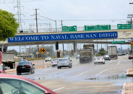 'Active shooter' reported at San Diego military hospital: official