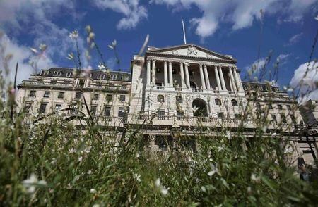 Bank of England's Saunders sees more scope to loosen policy
