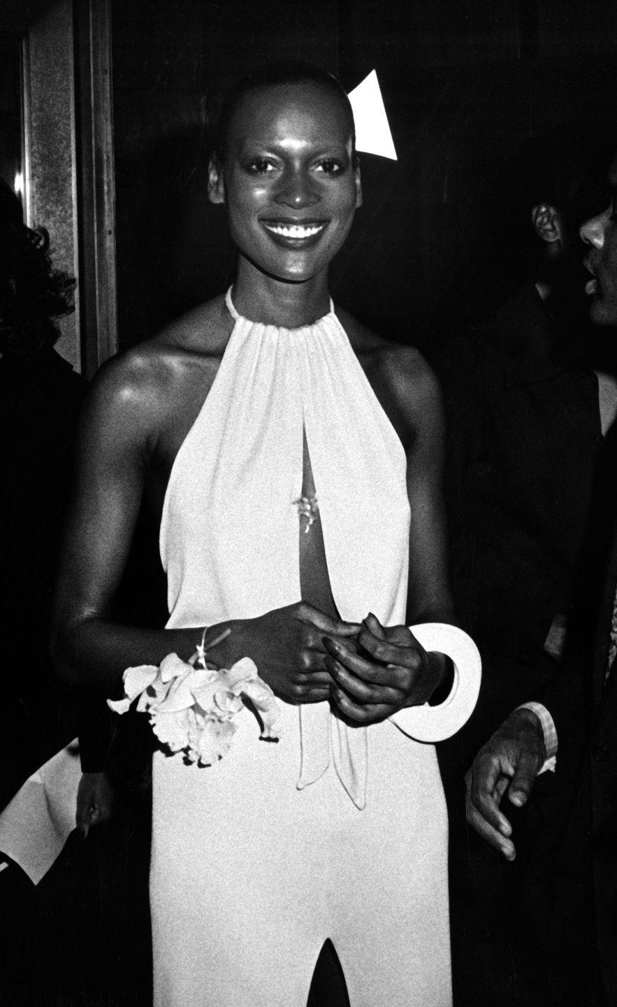 <p>Naomi Sims entered the fashion industry at a time when there was unfortunately little representation of Black women. She made a mark securing many cover stories and designing her own collection of wigs.</p>