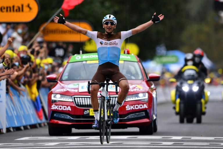 Yates clings to Tour de France lead amid mountain shake-up