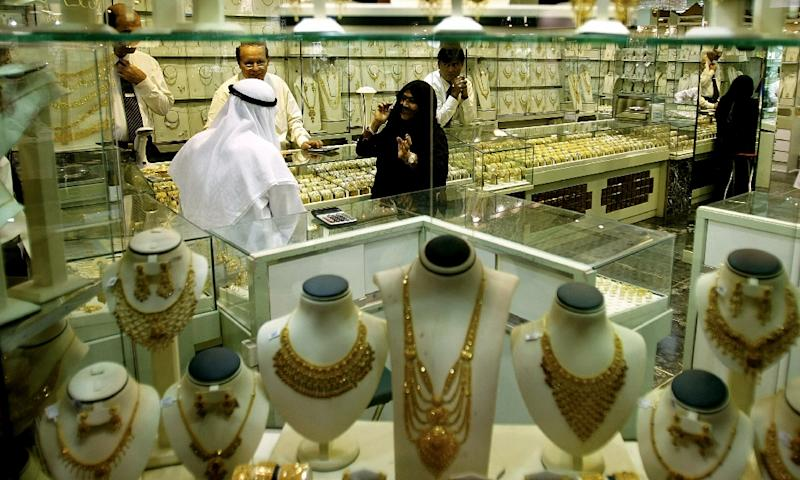 Saudi Arabia and the United Arab Emirates have introduced value-added tax, a first for the Gulf which has long prided itself on its tax-free, cradle-to-grave welfare system (AFP Photo/KARIM SAHIB)