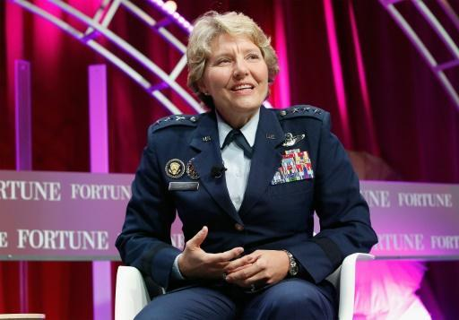 US Air Force woman trailblazer to guide NBA referee operations