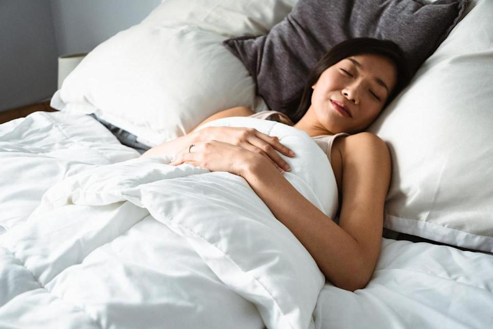 There's nothing more frustrating than tossing and turning at night, unable to sleep (Getty)