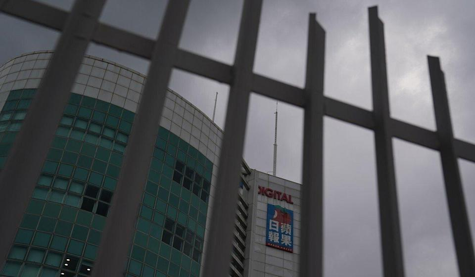 Apple Daily has been forced to close. Photo: Sam Tsang