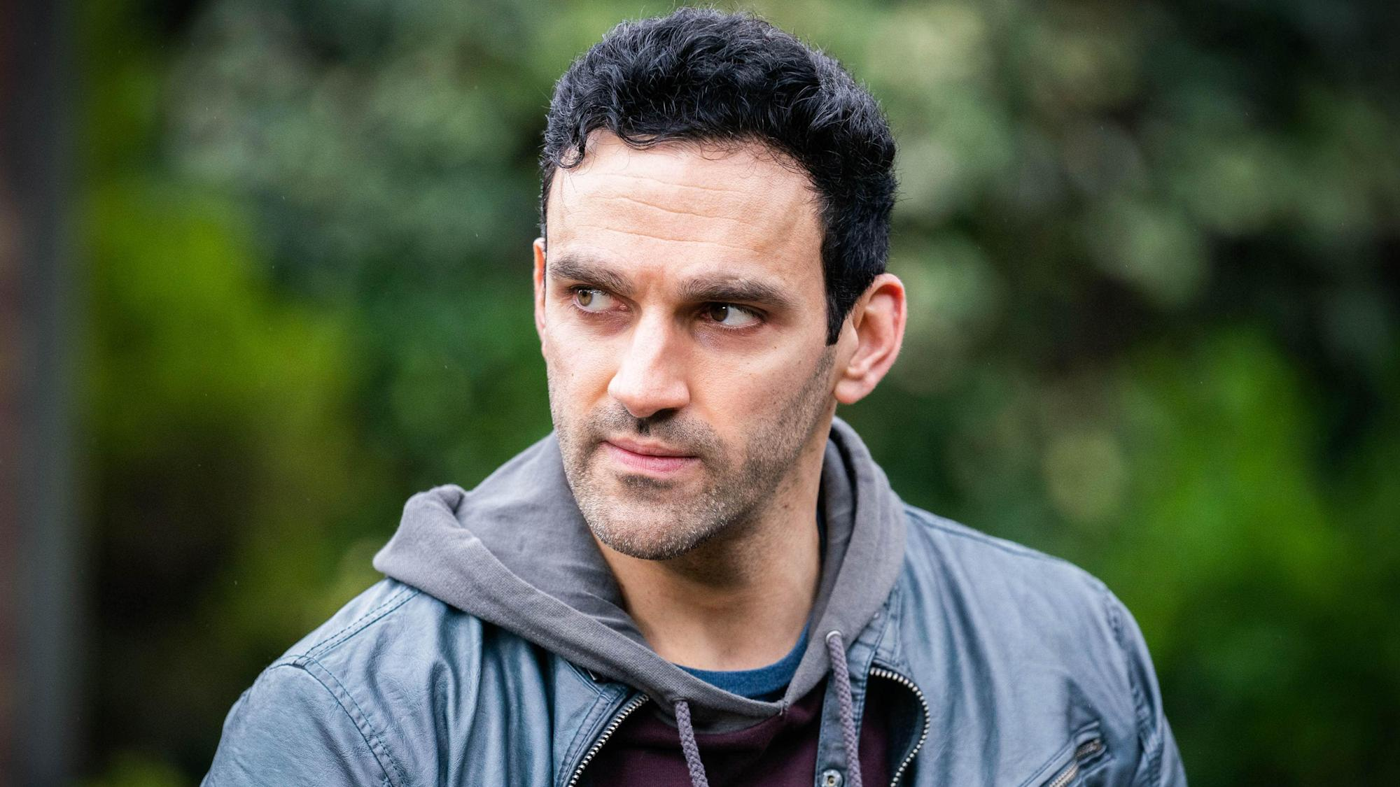 Davood Ghadami bids farewell to EastEnders and looks forward to 'next chapter'