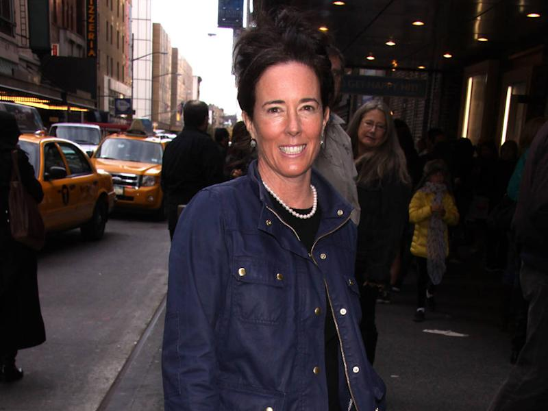 Kate Spade biography in the works - report