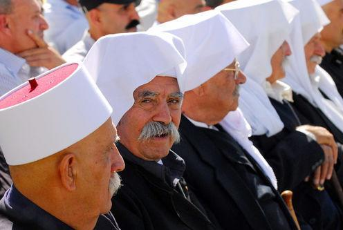 "<span class=""caption"">There are more than a million Druze worldwide, with the vast majority residing in the Middle East.</span> <span class=""attribution""><span class=""source"">shutterstock</span></span>"
