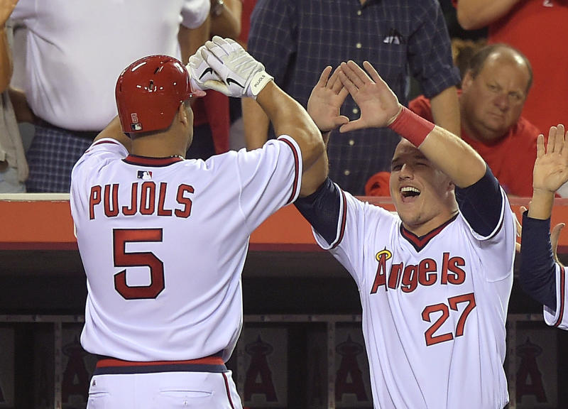Angels surge into September as baseball's best