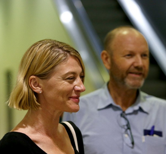 Reporter Tara Brown and sacked producer Steven Rice who plans to fight his dismissal. Photo: Getty.