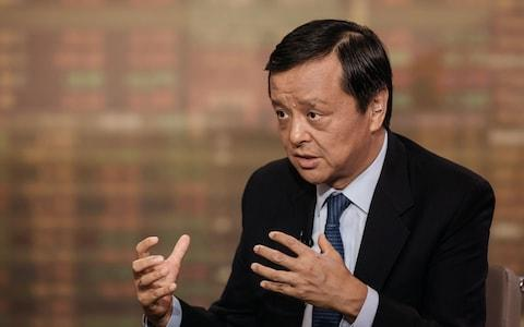 Charles Li - Credit: Anthony Kwan/Bloomberg