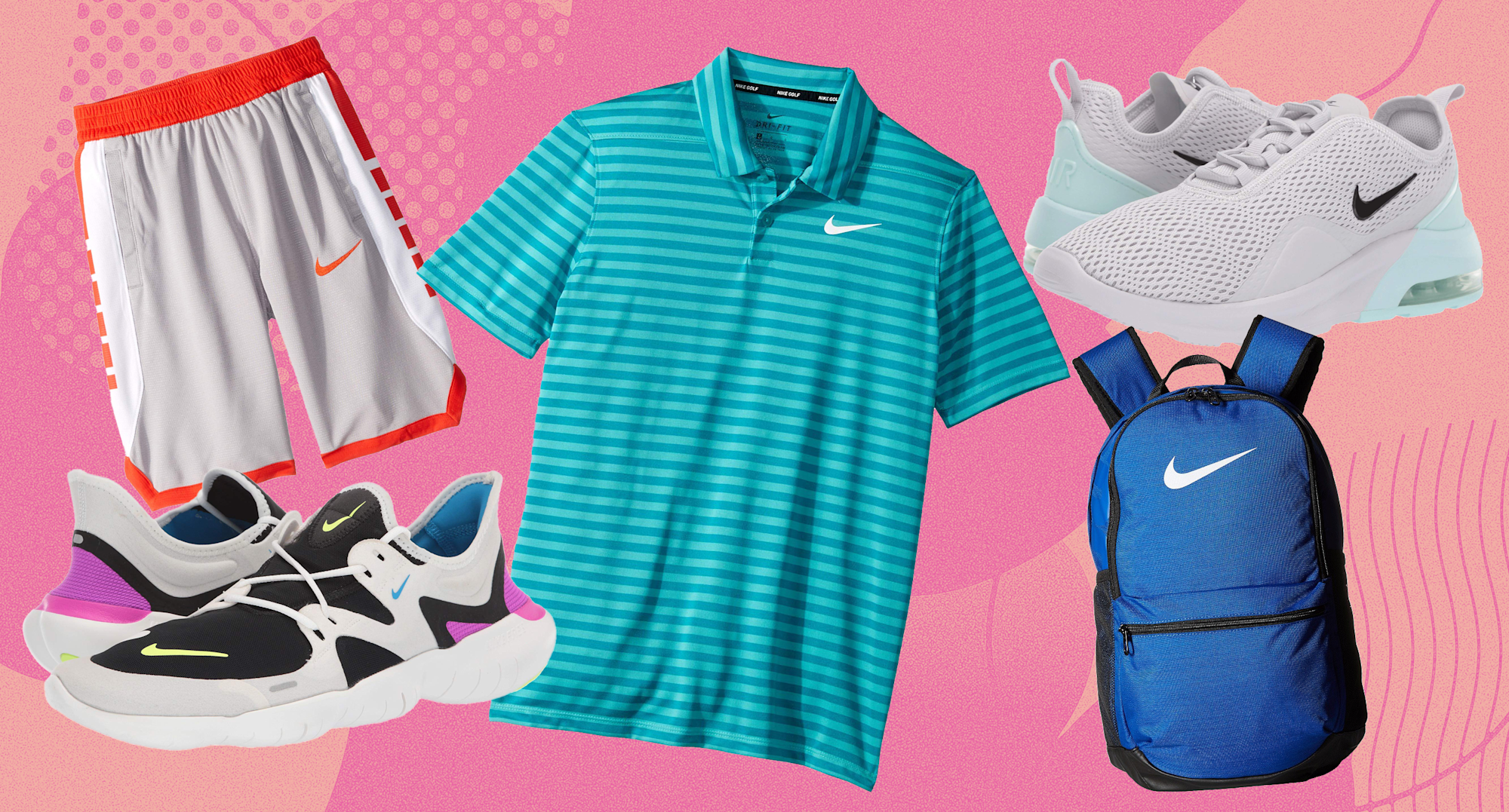 Molde paz Perdóneme  Nike sale on shoes, apparel and accessories at Zappos