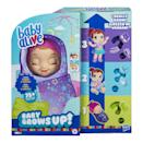 """<p><strong>Baby Alive</strong></p><p>walmart.com</p><p><strong>$48.82</strong></p><p><a href=""""https://go.redirectingat.com?id=74968X1596630&url=https%3A%2F%2Fwww.walmart.com%2Fip%2F636893117&sref=https%3A%2F%2Fwww.womansday.com%2Flife%2Fg34428616%2Fnew-toys-2020%2F"""" rel=""""nofollow noopener"""" target=""""_blank"""" data-ylk=""""slk:SHOP NOW"""" class=""""link rapid-noclick-resp"""">SHOP NOW</a></p><p>What kid wouldn't want to watch a baby grow up right in front of them? As your kids take care of Baby Alive, they can watch her grow from newborn to baby to toddler. Kids will love feeding her, talking to her, and swaddling her as they watch her age. <em>Ages 3+</em></p>"""