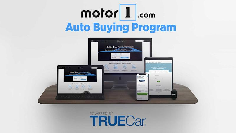 Motor1.com Auto Buying Program powered by TrueCar