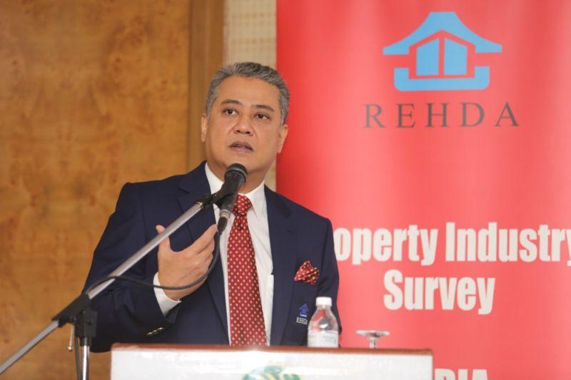 Rehda chief developer loan scheme to buyer only to for Loan for land only